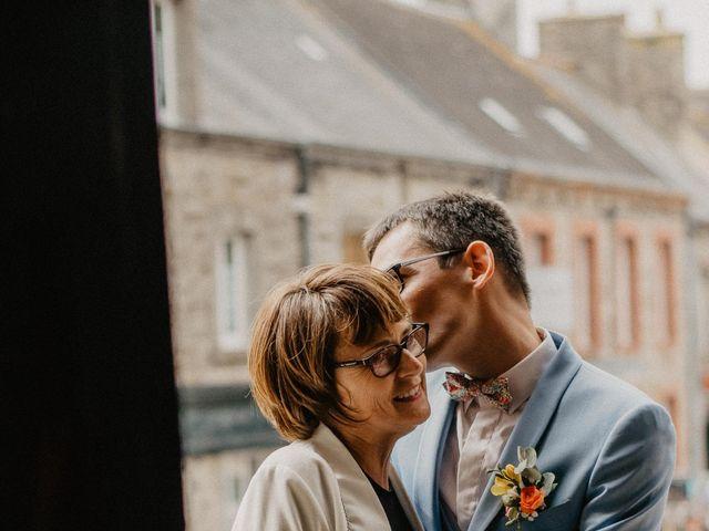 Le mariage de Thibaut et Justine à Barneville-Carteret, Manche 14
