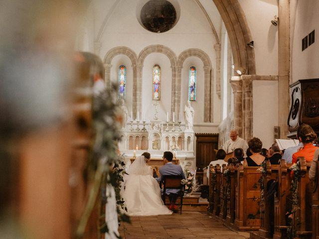 Le mariage de Thibaut et Justine à Barneville-Carteret, Manche 16