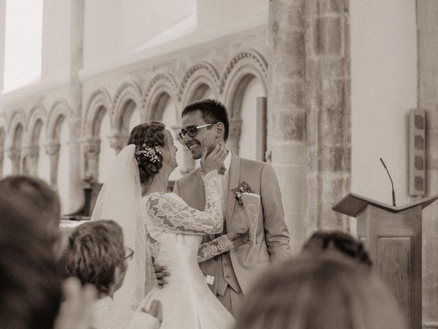 Le mariage de Thibaut et Justine à Barneville-Carteret, Manche 17