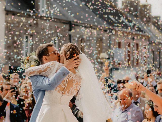 Le mariage de Justine et Thibaut