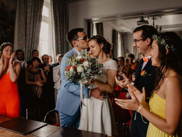 Le mariage de Thibaut et Justine à Barneville-Carteret, Manche 25