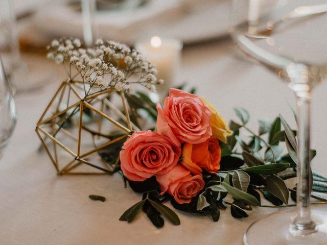 Le mariage de Thibaut et Justine à Barneville-Carteret, Manche 38