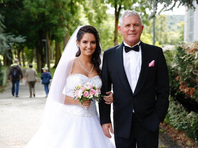 Le mariage de Mathias et Eléna à Les Ulis, Essonne 14