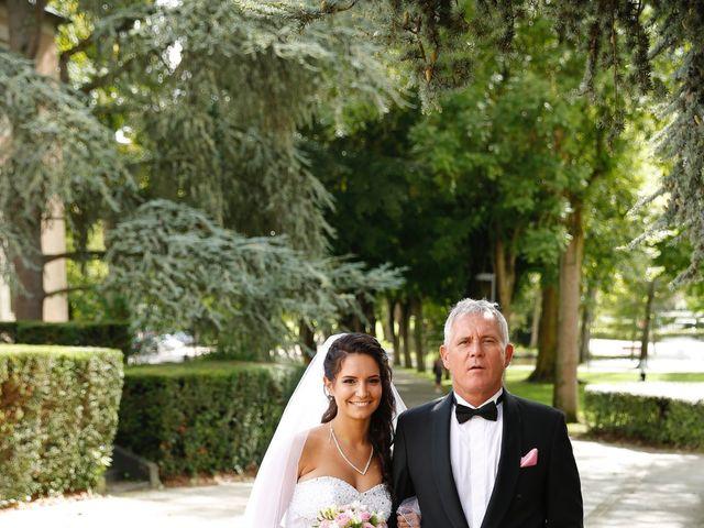 Le mariage de Mathias et Eléna à Les Ulis, Essonne 16