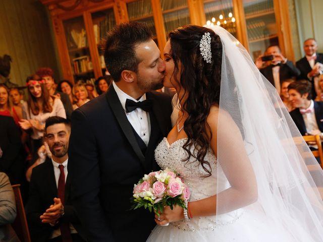 Le mariage de Mathias et Eléna à Les Ulis, Essonne 18