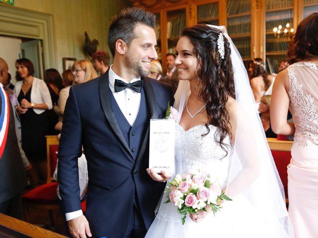 Le mariage de Mathias et Eléna à Les Ulis, Essonne 22