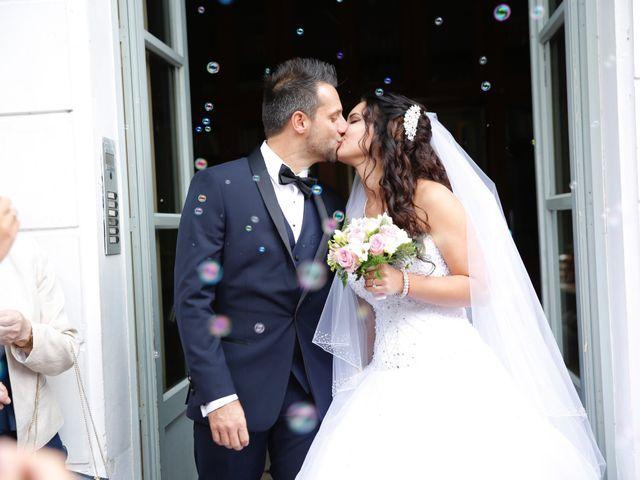 Le mariage de Mathias et Eléna à Les Ulis, Essonne 23