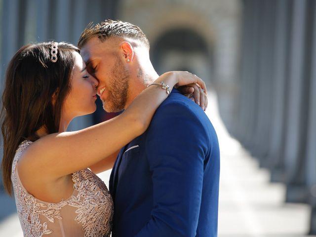 Le mariage de Mathias et Eléna à Les Ulis, Essonne 43