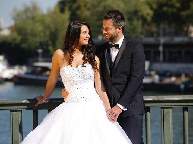 Le mariage de Mathias et Eléna à Les Ulis, Essonne 44