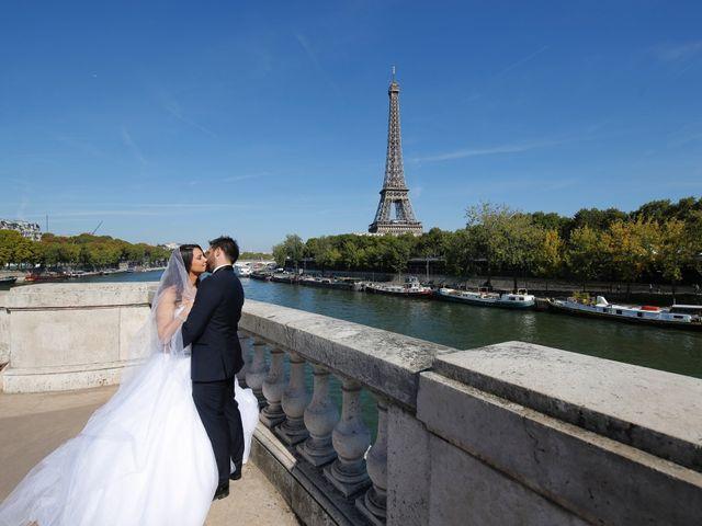 Le mariage de Mathias et Eléna à Les Ulis, Essonne 51