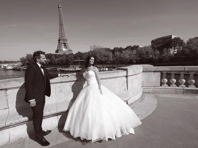 Le mariage de Mathias et Eléna à Les Ulis, Essonne 54