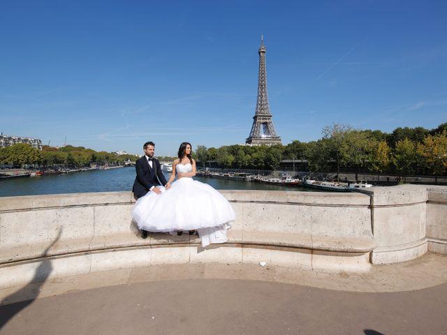 Le mariage de Mathias et Eléna à Les Ulis, Essonne 55