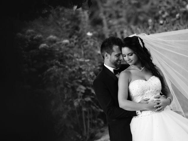 Le mariage de Mathias et Eléna à Les Ulis, Essonne 64