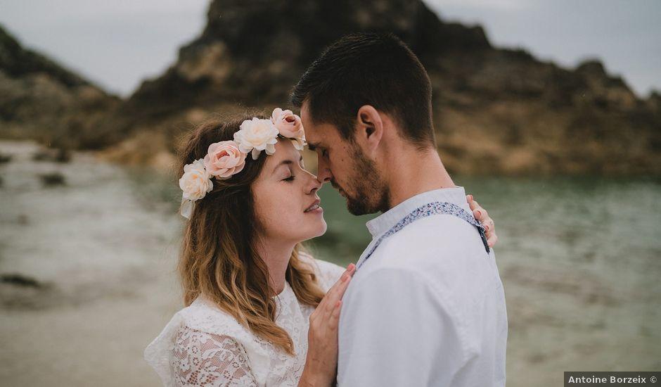 Le mariage de Germain et Stéphanie à Gouesnou, Finistère