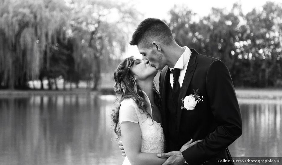 Le mariage de Anthony et Aline à Cernay, Haut Rhin