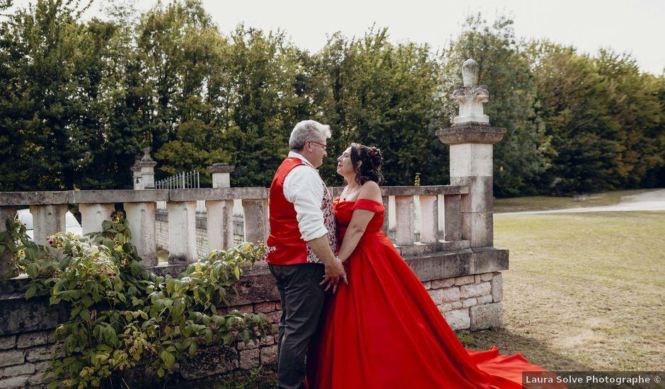 Le mariage de Eric et Christelle à Cognac, Charente