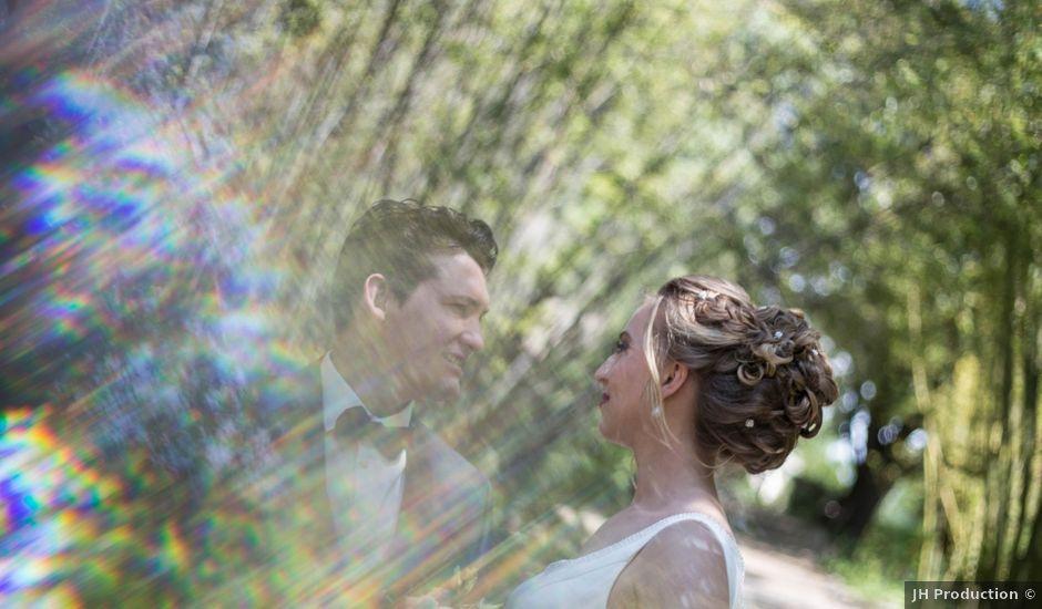 Le mariage de Simon et Audrey à Montpellier, Hérault