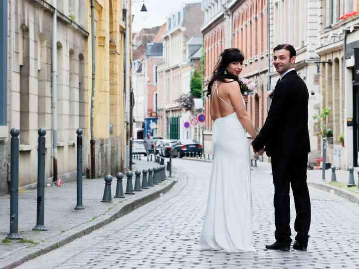 Le mariage de Elodie et Jean Pierre