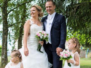 Le mariage de Angeline et Jimmy
