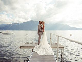 Le mariage de Christelle et Yannick