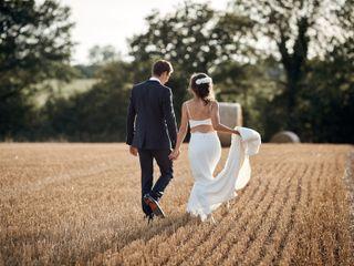 Le mariage de Angélique et Michaël
