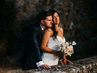 Le mariage de Noémie et Stevens