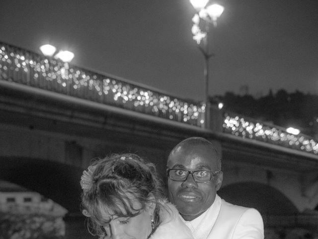 Le mariage de MARIE ANGE et CORNEILLE