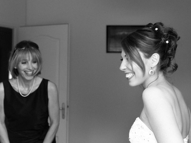 Le mariage de Dorian et Aurélie à Cubnezais, Gironde 7