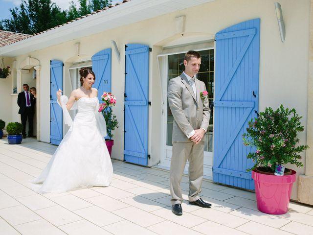 Le mariage de Dorian et Aurélie à Cubnezais, Gironde 17