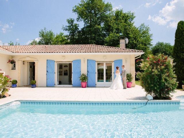 Le mariage de Dorian et Aurélie à Cubnezais, Gironde 19