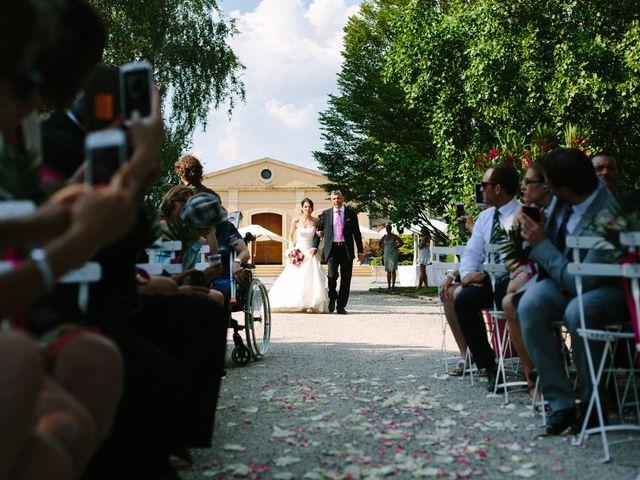 Le mariage de Dorian et Aurélie à Cubnezais, Gironde 23