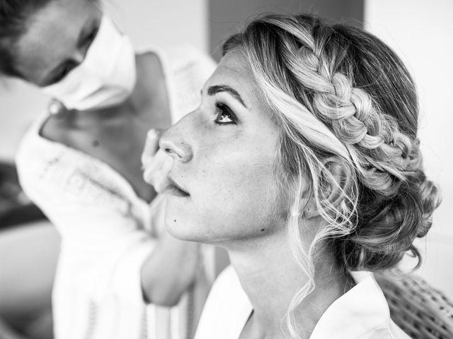 Le mariage de Yannick et Christelle à Montreux, Vaud 5