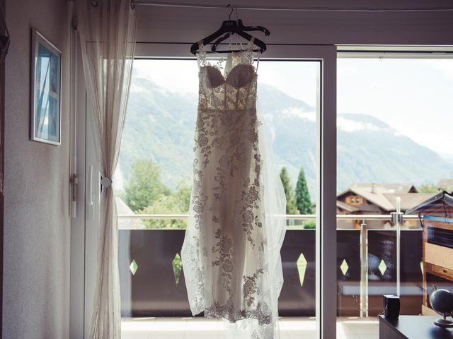 Le mariage de Yannick et Christelle à Montreux, Vaud 9