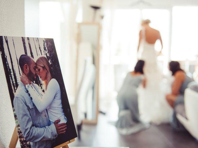 Le mariage de Yannick et Christelle à Montreux, Vaud 12