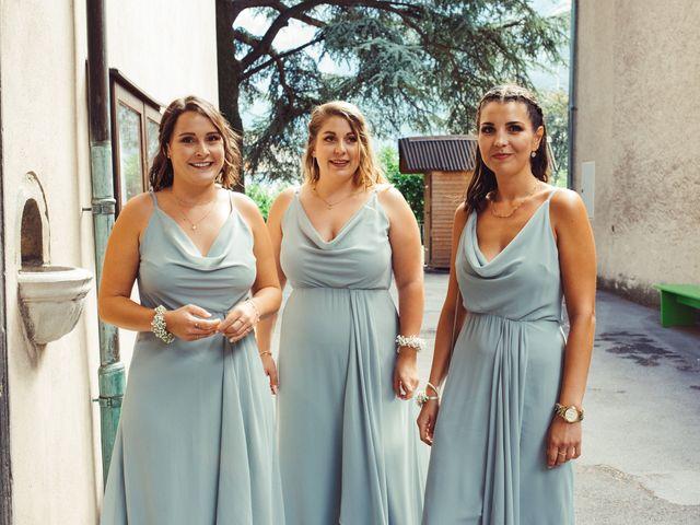 Le mariage de Yannick et Christelle à Montreux, Vaud 21