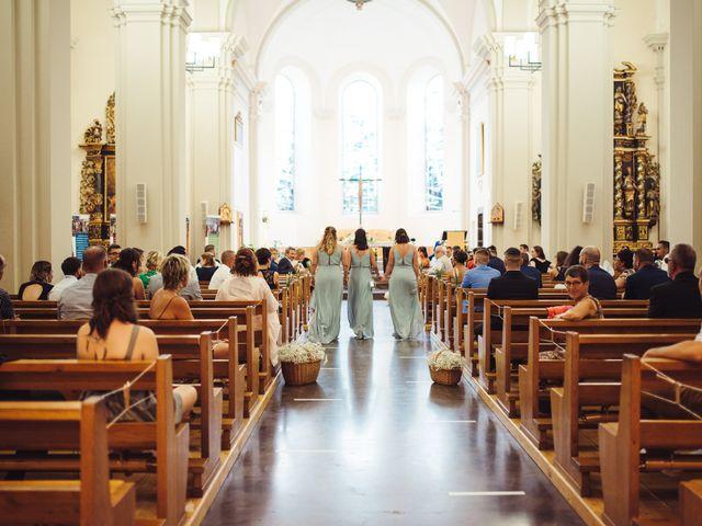 Le mariage de Yannick et Christelle à Montreux, Vaud 22