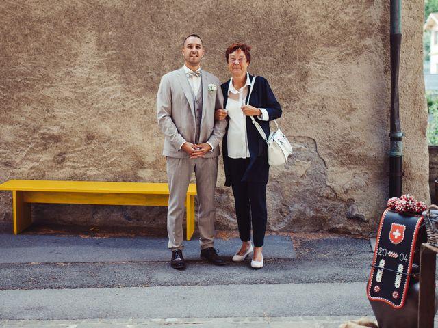 Le mariage de Yannick et Christelle à Montreux, Vaud 23