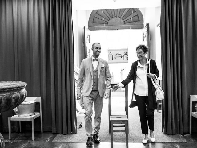 Le mariage de Yannick et Christelle à Montreux, Vaud 24