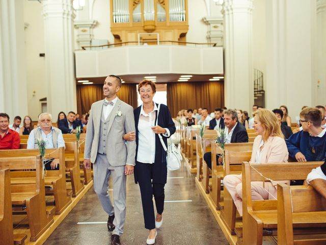 Le mariage de Yannick et Christelle à Montreux, Vaud 25