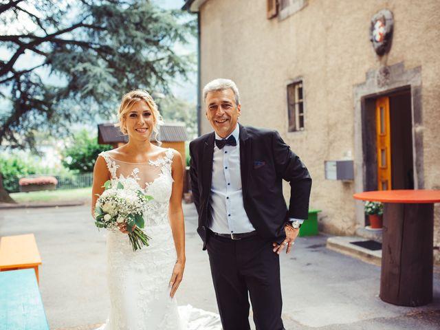 Le mariage de Yannick et Christelle à Montreux, Vaud 26