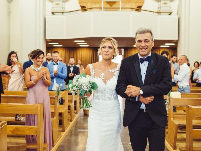 Le mariage de Yannick et Christelle à Montreux, Vaud 28