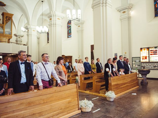 Le mariage de Yannick et Christelle à Montreux, Vaud 33