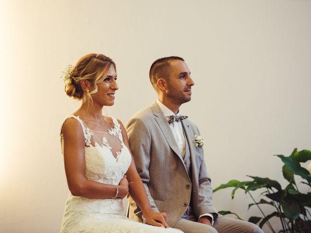 Le mariage de Yannick et Christelle à Montreux, Vaud 35