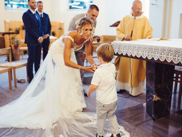Le mariage de Yannick et Christelle à Montreux, Vaud 40
