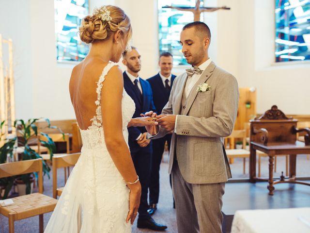 Le mariage de Yannick et Christelle à Montreux, Vaud 41