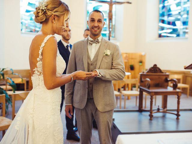 Le mariage de Yannick et Christelle à Montreux, Vaud 42