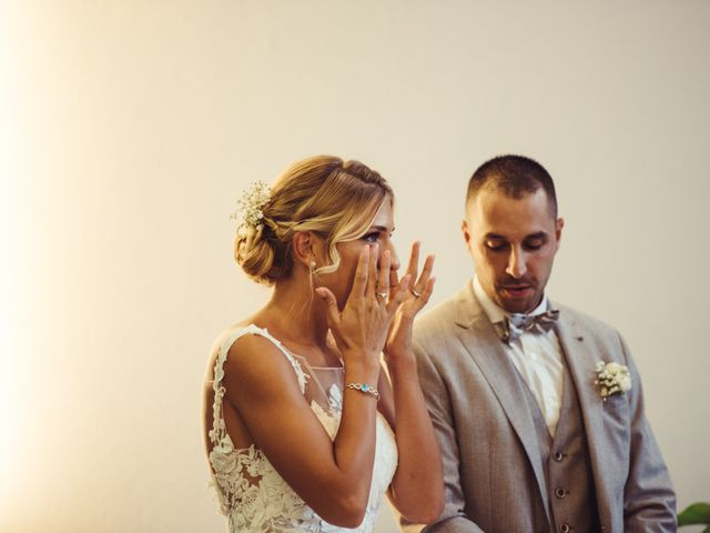 Le mariage de Yannick et Christelle à Montreux, Vaud 50