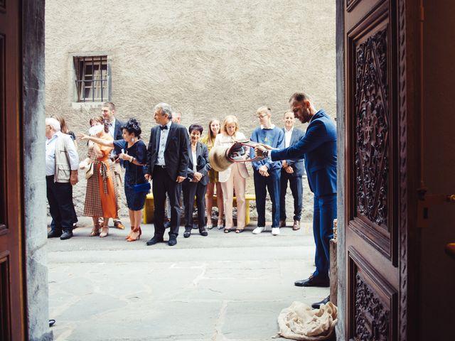 Le mariage de Yannick et Christelle à Montreux, Vaud 53