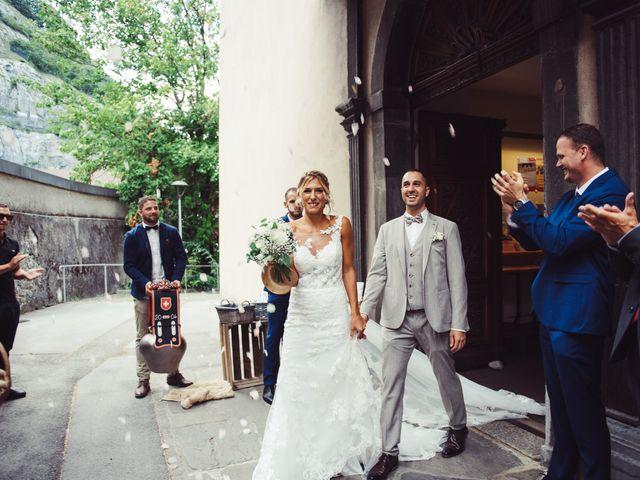 Le mariage de Yannick et Christelle à Montreux, Vaud 54