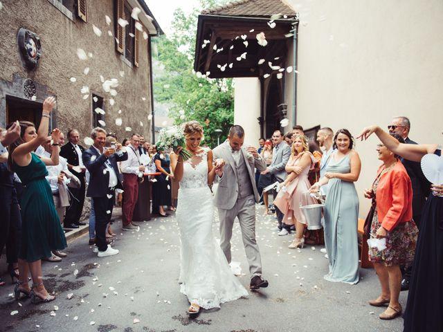Le mariage de Yannick et Christelle à Montreux, Vaud 57